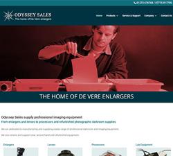 Odyssey Sales professional imaging equipment